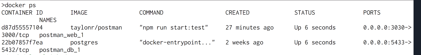 Creating a NodeJS Development Environment With Docker – Nate Taylor